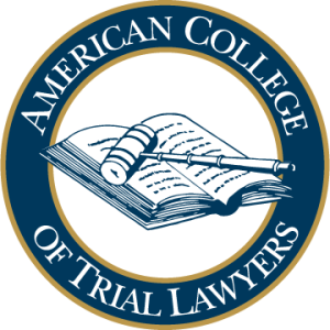 American College of Trial Laywers Logo
