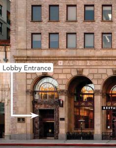 KMBL Lobby Entrance